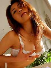 Sexy Sumire is looking for a friend to help her masturbate
